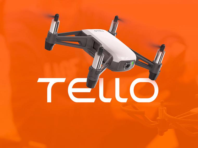 Ryze TELLO トライアル機イメージ