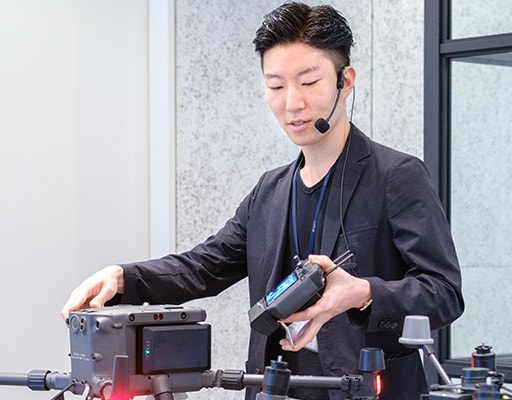 法人営業・講習事業チーム 大岡 聡