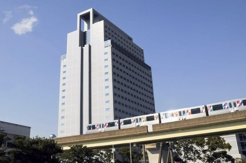 横浜テクノタワーホテル 外観