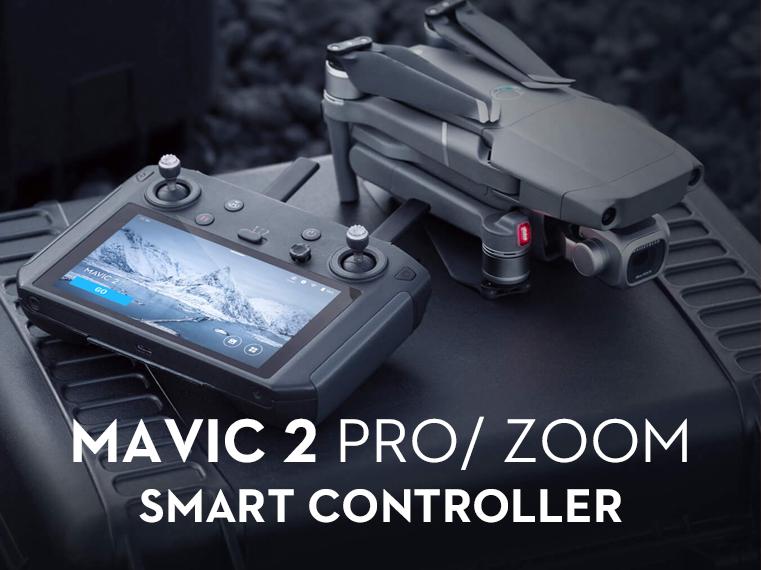 Mavic 2 Pro/ Zoom トライアル機イメージ
